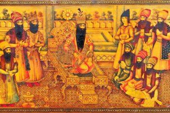 شکوه هنر قاجار